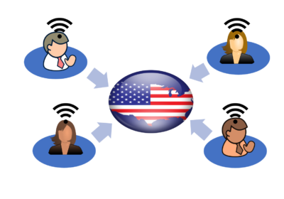 Remote services to the US from abroad: opportunities and challenges during COVID times
